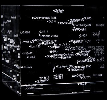 Star Map Software.Bathsheba Sculpture Star Map